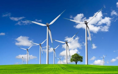 Remarkable rise in wind power in January