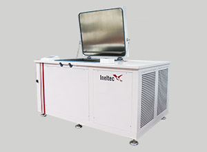 Thermostatics baths of Ineltec for resistance tests to the immersion